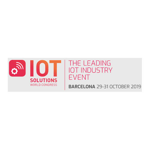 IOT Solutions World Congress – Barcelona, 29 – 31 october 2019