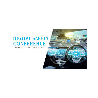 Gigital Safety Conference, by ANSYS – Berlin, 18 – 19 september 2019