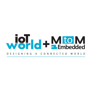 Nouvelles dates MtoM-Embedded – IoTWorld, 23-24 septembre – Paris